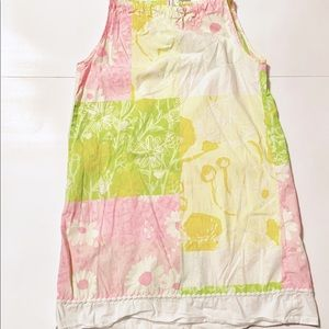 Lilly Pulitzer Girls Dress Size 7